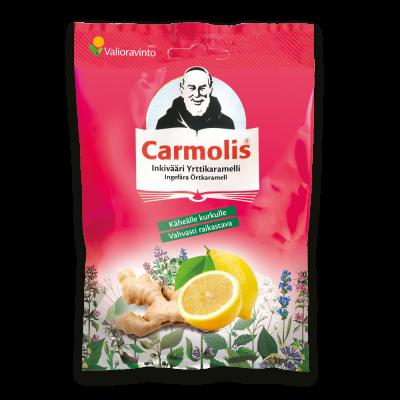 Carmolis_inkiväärikaramelli