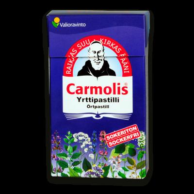 Carmolis_yrttipastilli